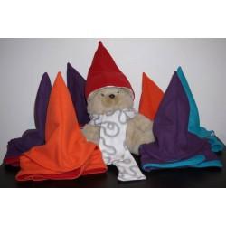 Bonnet-écharpe personnalisé